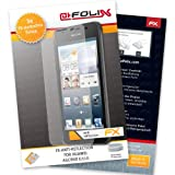 AtFoliX FX-Antireflex Premium Display Protection Films Non-Reflective for Huawei Ascend G510 Pack of 3