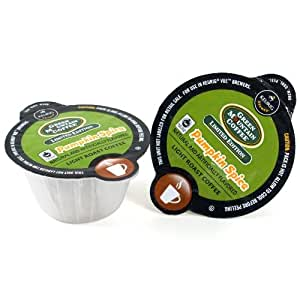 Green Mountain Pumpkin Spice Coffee Keurig Vue Portion Pack, 16 Count