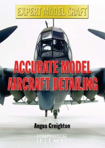 Accurate Model Aircraft Detailing (Expert Model Craft) by Angus Creighton (2008-08-21) (Creighton Model compare prices)