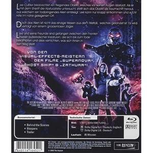 Avh:Alien Vs.Hunter [Blu-ray] [Import allemand]