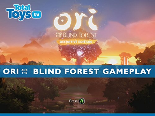 Clip: Ori and the Blind Forest Gameplay on Amazon Prime Instant Video UK