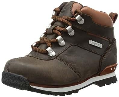 Timberland Splitrock 2, Boots garçon - Marron (Dark Brown), 28.5 EU