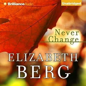 Never Change Audiobook