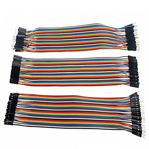 foxnovo-3pcs-20cm-multicolore-40-pin-maschio-a-femmina-male-a-maschio-female-a-femmina-breadboard-ju