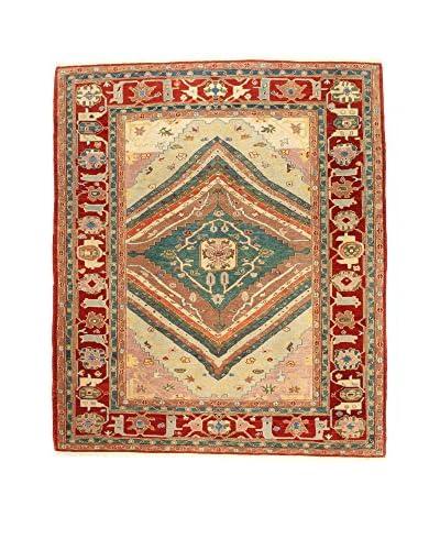 L'Eden del Tappeto Teppich Atzeri rot/mehrfarbig 248 x 298 cm