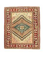 Eden Carpets Alfombra Atzeri Rojo/Multicolor 298 x 248 cm