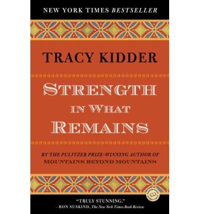 essays on strength in what remains