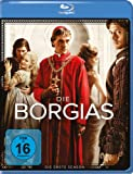 Die Borgias - Season 1 [Blu-ray] [Import allemand]