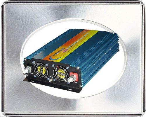 1500 Watt Continual 3000 Watt Surge Pure Sine Wave Power Inverter Converter Transformer 12 V Dc Input / 110 V-120 V Ac Output 60 Hz Frequency Power Tools