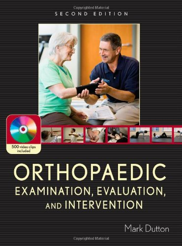 Orthopaedic Examination, Evaluation, and Intervention,...