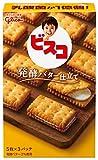 江崎グリコ ビスコ<発酵バター仕立て> 15枚