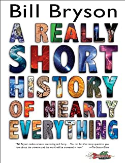 Book Cover: A Really Short History of Nearly Everything