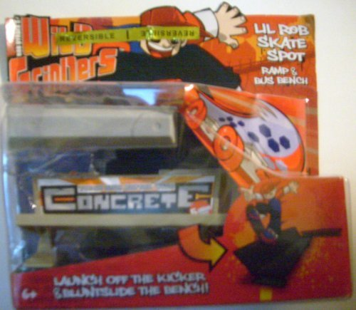 Rob Dyrdek's Wild Grinders: Lil Rob Skate Spot
