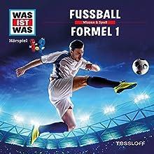 Fußball / Formel 1 (Was ist Was 14) Hörspiel von Matthias Falk Gesprochen von: Crock Krummbiegel, Jacob Riedl, Anna Carlsson