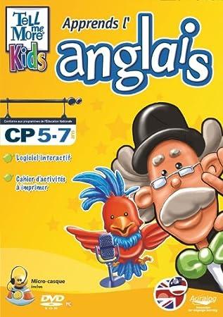 Tell Me More Kids Anglais 1 / CP