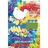(24x36) Woodstock Tye Dye Poster