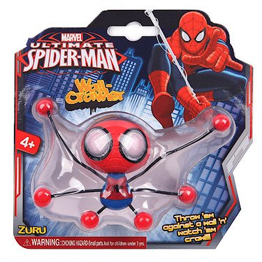 Marvel Ultimate Spider Man Wall Crawler - 1