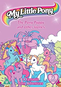 My Little Pony: The Pony Puppy And Other Stories [DVD]