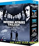 Infernal Affairs I II III [Blu-ray] [Import]