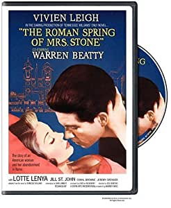 Roman Spring of Mrs Stone [DVD] [1961] [Region 1] [US Import] [NTSC]