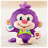 Fisher-Price Laugh & Learn Learning Opposites Monkey IN GREEK