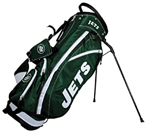 NFL New York Jets Stand Golf Bag by Team Golf