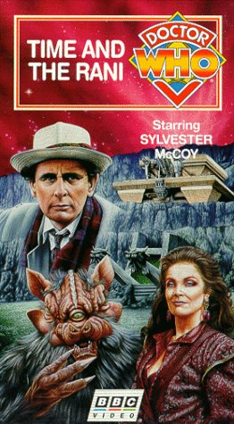 Doctor Who:  Time and The Rani [VHS]