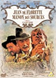 Jean De Florette / Manon Des Sources Double Pack [DVD] [1986]