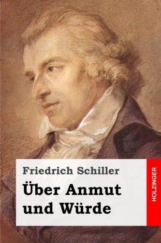 Über Anmut und Würde (German Edition) (Friedrich Schiller Aesthetic compare prices)