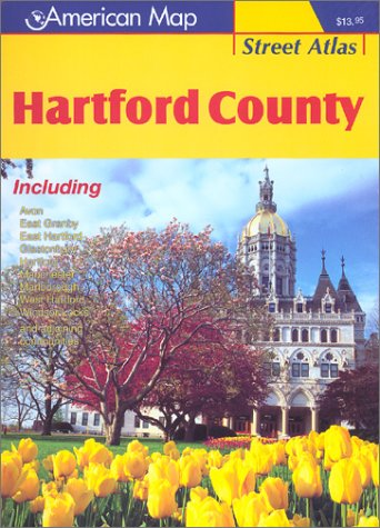 Hartford County, CT Street Atlas (Hartford County Atlas)
