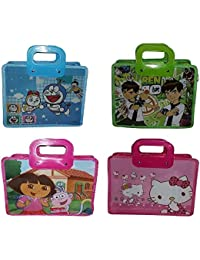 Wise Guys Birthday Return Gift Latest Design Hand Bag For Kids Free Gift With Every Pack - Pack Of 8
