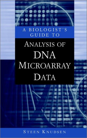 A Biologist's Guide to Analysis of DNA Microarray Data PDF