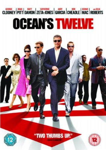 Ocean S Twelve [Reino Unido] [DVD]
