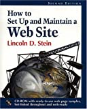How to set up and maintain a Web site