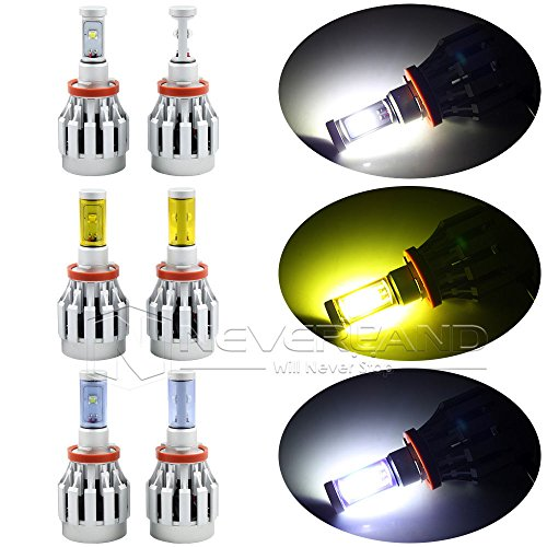Maxry(TM) 2PCS*20W/bulb 6000LM Auto Cree LED H11 /H8 /H9 Car Headlights Lamp 4300K/6000K/8000K Lamp All in One Aluminum C30 (Led H11 Headlight Bulb 20w compare prices)
