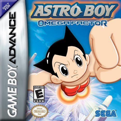 Sega Of America, Inc. Astro Boy Omega Factor