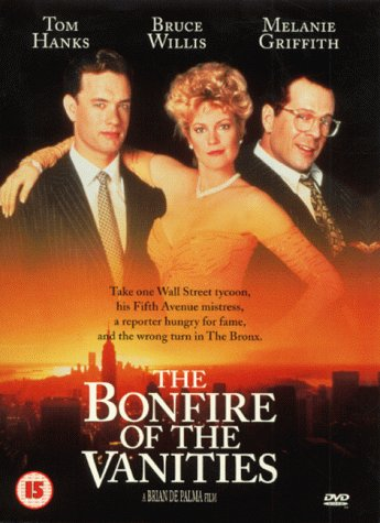 The Bonfire of The Vanities [UK Import]