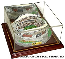 MLB 4750 Limited Edition Gold Series Stadium Replica of Atlanta Fulton Stadium Former Atlanta Braves