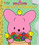 img - for Bunny's Garden (A golden shaped board book) book / textbook / text book