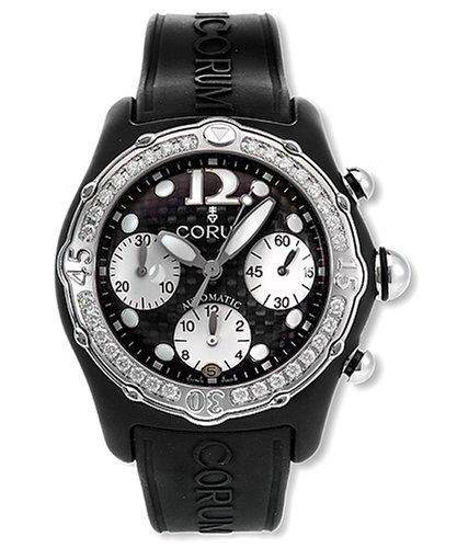 Corum Men's Bubble Diver Watch #285-190-47-F171 FM50 - Buy Corum Men's Bubble Diver Watch #285-190-47-F171 FM50 - Purchase Corum Men's Bubble Diver Watch #285-190-47-F171 FM50 (Corum, Jewelry, Categories, Watches, Men's Watches, Sport Watches, Rubber Banded)