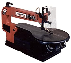 Tradesman 8365sl 16 Inch Variable Speed Scroll Saw Home Improvement