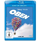 "Oben (+ DVD + Digital Copy) [Blu-ray]von ""Peter Docter"""