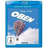 "Oben (+ DVD + Digital Copy) [Blu-ray]von ""Peter Docter"""