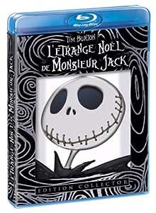 L'Etrange Noël de Mr. Jack [Blu-ray]