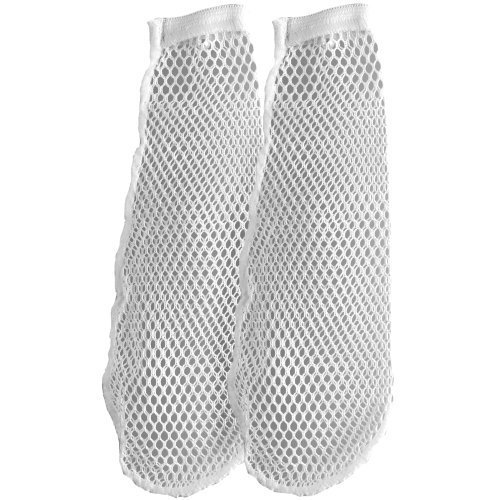 Nylon Lint Trap for Washing Machine Drain Systems & Discharge Hoses (2 pack) - Fits all washing machines by Waxman