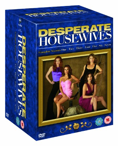 Desperate Housewives - Seasons 1-7 [DVD]