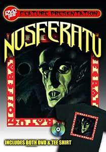 Nosferatu DVDTee (Size L)