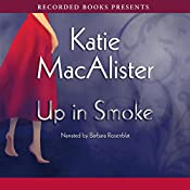 Up in Smoke: Silver Dragons, Book 2 | Katie MacAlister