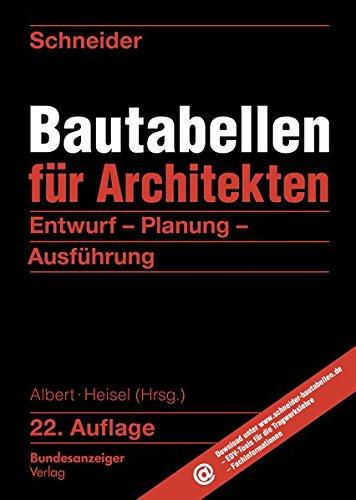 schneider-bautabellen-fur-architekten-entwurf-planung-ausfuhrung