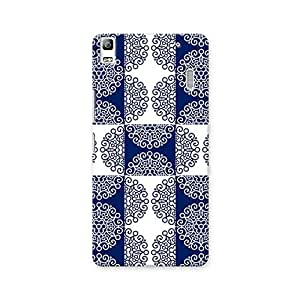 ArtzFolio Lace Ornate : Lenovo A7000 Matte Polycarbonate ORIGINAL BRANDED Mobile Cell Phone Protective BACK CASE COVER Protector : BEST DESIGNER Hard Shockproof Scratch-Proof Accessories